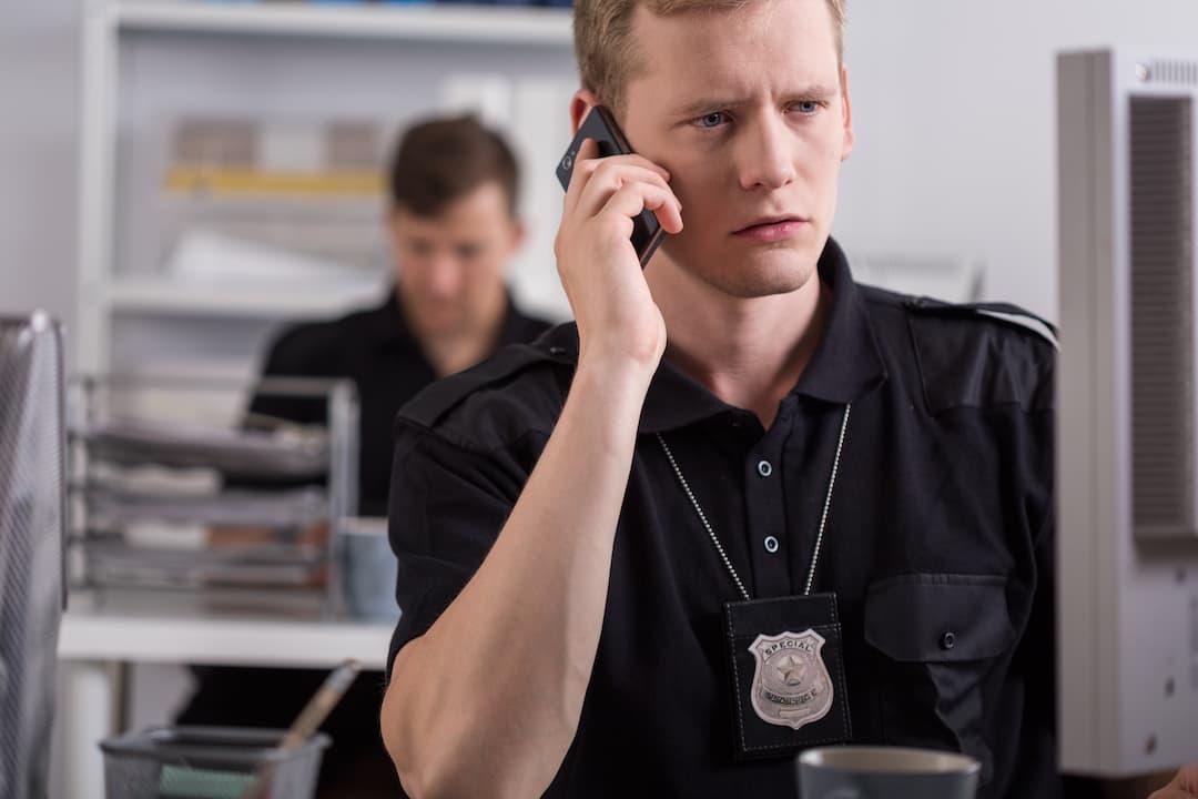 Public Safety Badge Call Center